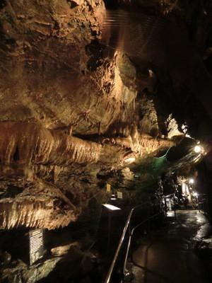竜ヶ岩洞 鍾乳洞