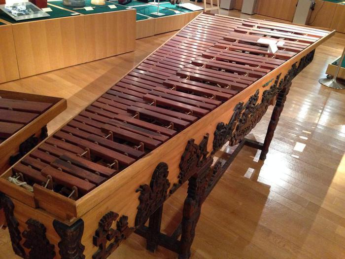 6オクターブマリンバ 浜松楽器博物館